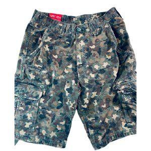 Jordan Craig Mens Camo Shorts#79771 34 Size